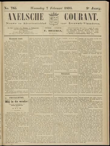 Axelsche Courant 1894-02-07