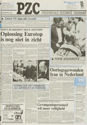 Provinciale Zeeuwse Courant 1984-03-20