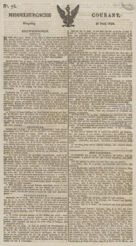 Middelburgsche Courant 1829-06-23