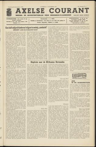 Axelsche Courant 1964-11-14