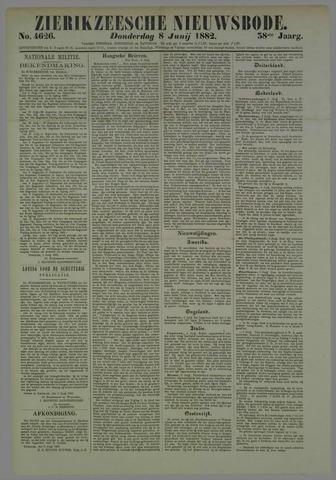 Zierikzeesche Nieuwsbode 1882-06-08