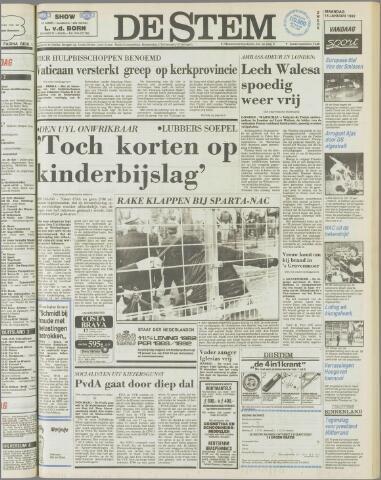 de Stem 1982-01-18