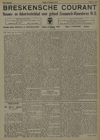 Breskensche Courant 1939-02-10