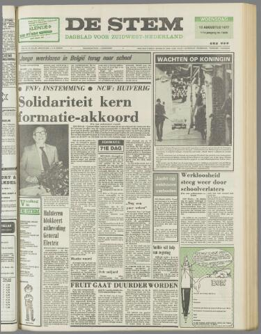 de Stem 1977-08-10