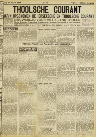Ierseksche en Thoolsche Courant 1938-03-25