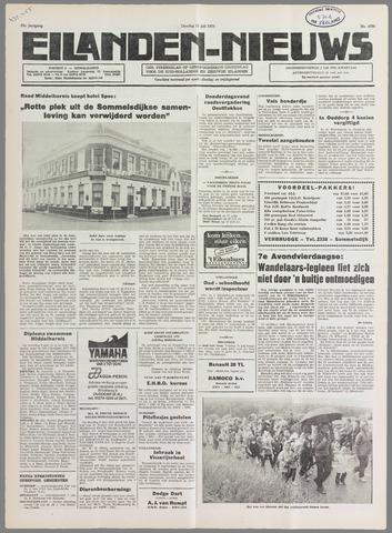 Eilanden-nieuws. Christelijk streekblad op gereformeerde grondslag 1978-07-11