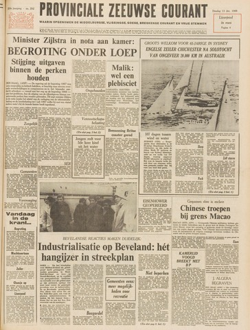 Provinciale Zeeuwse Courant 1966-12-13