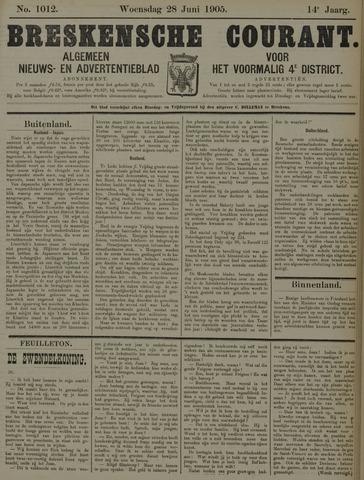 Breskensche Courant 1905-06-28