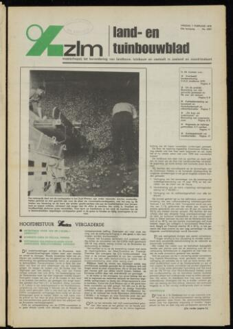 Zeeuwsch landbouwblad ... ZLM land- en tuinbouwblad 1975-02-07
