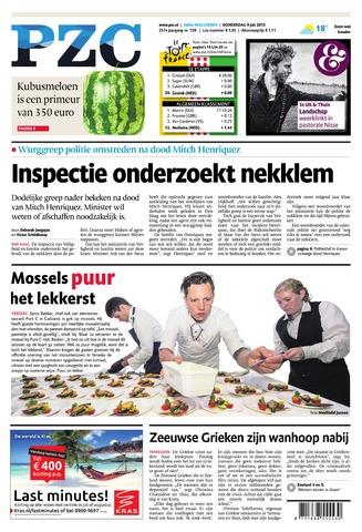 Provinciale Zeeuwse Courant 2015-07-09