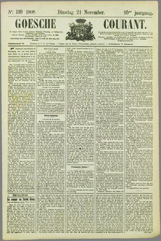 Goessche Courant 1908-11-24