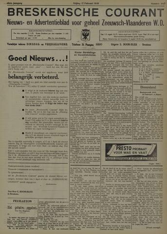 Breskensche Courant 1939-02-17