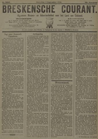 Breskensche Courant 1915-09-04