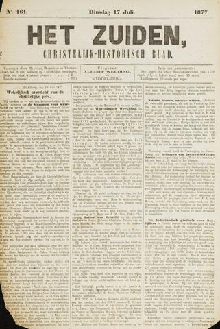 Het Zuiden, Christelijk-historisch blad 1877-07-17