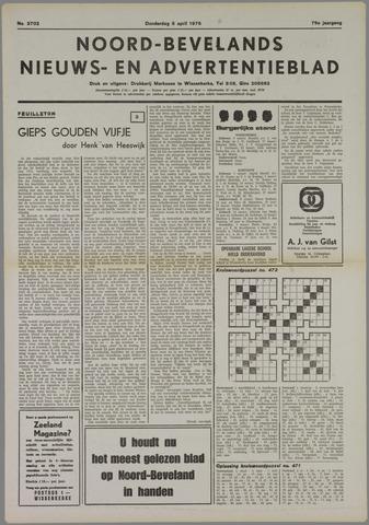Noord-Bevelands Nieuws- en advertentieblad 1976-04-08