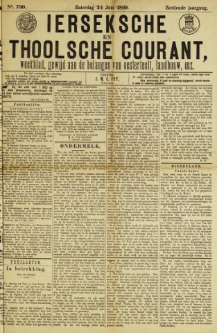 Ierseksche en Thoolsche Courant 1899-06-24