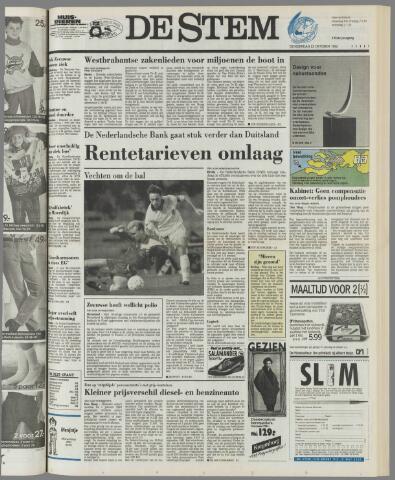 de Stem 1992-10-22