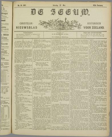 De Zeeuw. Christelijk-historisch nieuwsblad voor Zeeland 1897-05-22