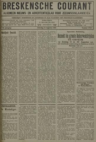 Breskensche Courant 1922-08-12