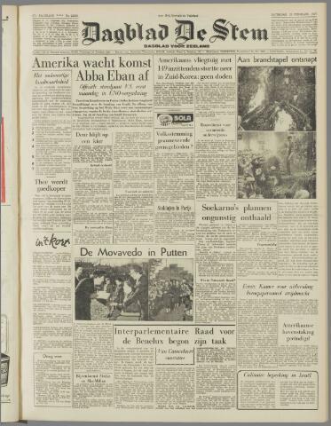 de Stem 1957-02-23