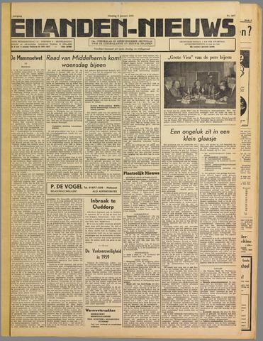 Eilanden-nieuws. Christelijk streekblad op gereformeerde grondslag 1960