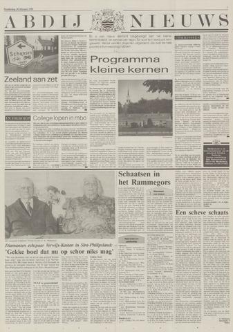 Eendrachtbode (1945-heden)/Mededeelingenblad voor het eiland Tholen ...