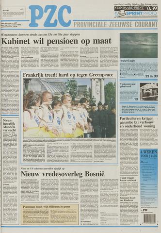 Provinciale Zeeuwse Courant 1995-09-02