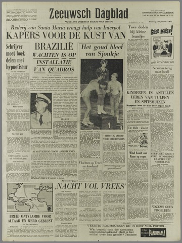 Zeeuwsch Dagblad 1961-01-30