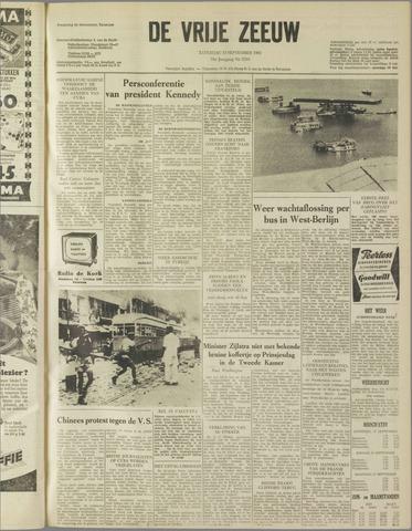 de Vrije Zeeuw 1962-09-15