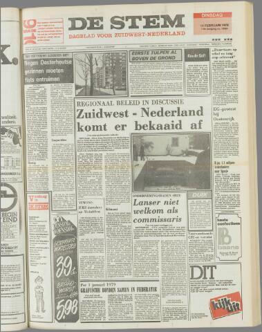 de Stem 1978-02-14