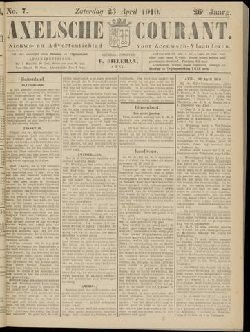 Axelsche Courant 1910-04-23