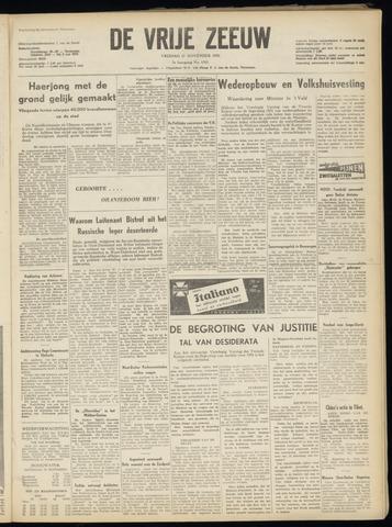 de Vrije Zeeuw 1950-11-17
