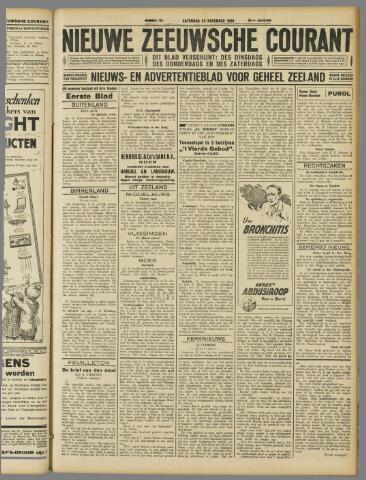 Nieuwe Zeeuwsche Courant 1929-11-23