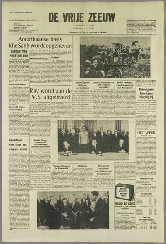 de Vrije Zeeuw 1968-07-03