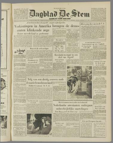 de Stem 1954-11-04