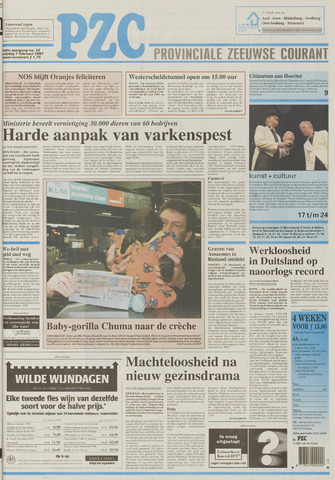 Provinciale Zeeuwse Courant 1997-02-07