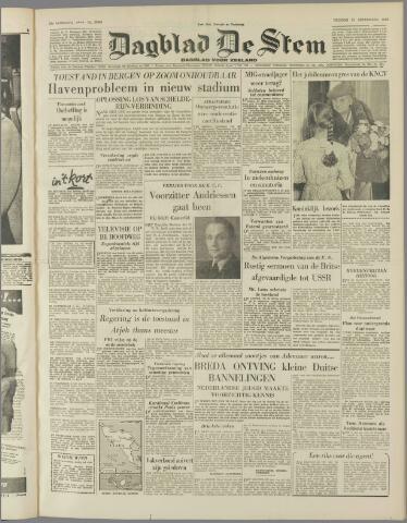 de Stem 1953-09-25