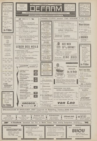de Faam en de Faam/de Vlissinger 1961-02-17