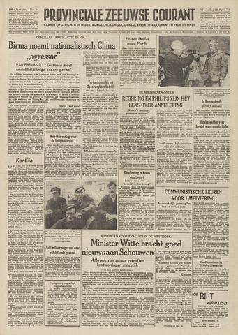 Provinciale Zeeuwse Courant 1953-04-22