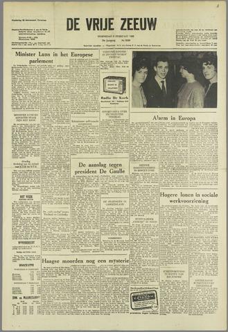 de Vrije Zeeuw 1963-02-06