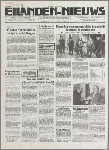 Eilanden-nieuws. Christelijk streekblad op gereformeerde grondslag 1985-10-15