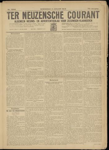 Ter Neuzensche Courant. Algemeen Nieuws- en Advertentieblad voor Zeeuwsch-Vlaanderen / Neuzensche Courant ... (idem) / (Algemeen) nieuws en advertentieblad voor Zeeuwsch-Vlaanderen 1935-01-02
