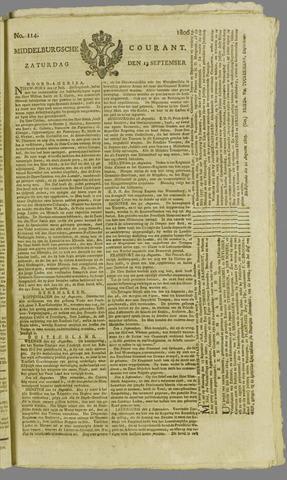 Middelburgsche Courant 1806-09-13