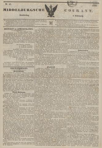 Middelburgsche Courant 1844-02-08