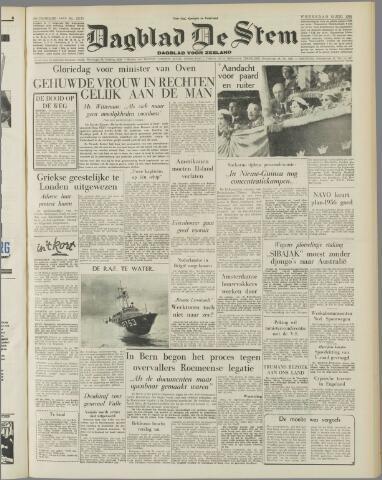 de Stem 1956-06-13