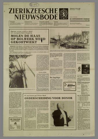Zierikzeesche Nieuwsbode 1983-07-08