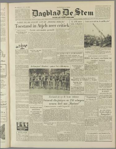 de Stem 1953-09-24