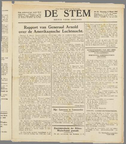 de Stem 1945-03-12