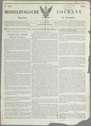 Middelburgsche Courant 1861-12-24