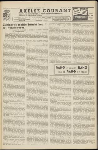 Axelsche Courant 1957-10-26